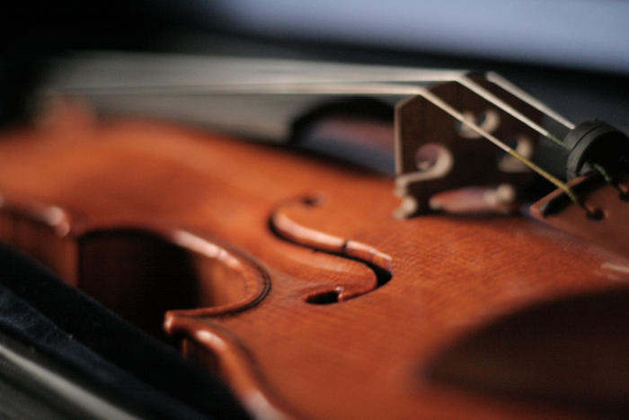Violin, photo by http://www.flickr.com/photos/land_camera/