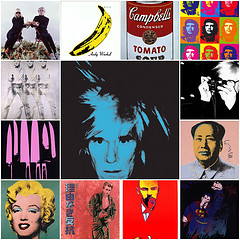 warhol collage image by https://www.flickr.com/photos/46753985@N04/