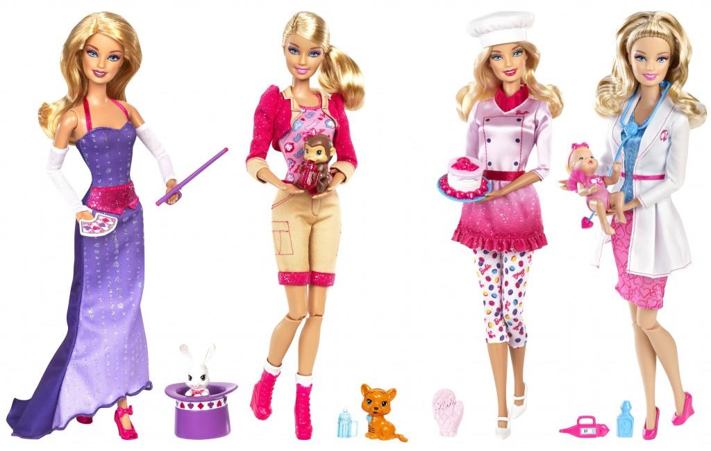Barbie as Metaphor for Digital?